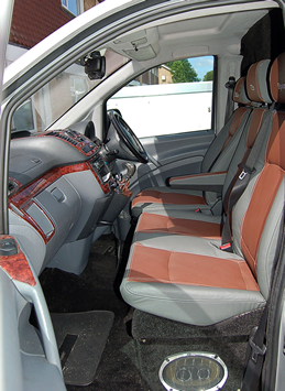 Car Upholstery And Hoods