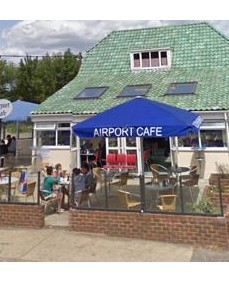 Airport Cafe Sellenge Nr Ashford